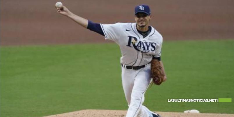 Charlie Morton: una carta de triunfo para los Rays de Tampa en la postemporada