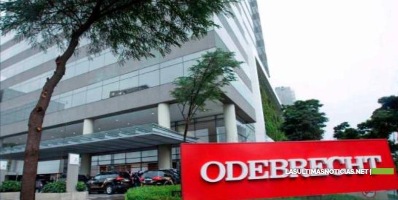 Odebrecht informa continuará cumpliendo con obras y espera se respete el estado de derecho