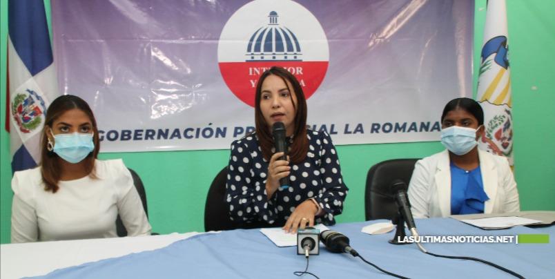 Gobernadora de La Romana da a conocer detalles sobre informe económico sobre deudas de gestiones anteriores.