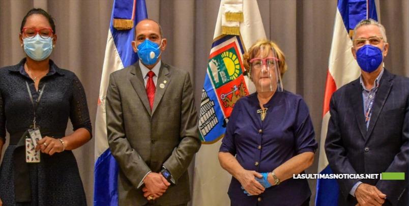 Ayuntamiento SDE y DNCD trabajarán en barrios para combatir drogas