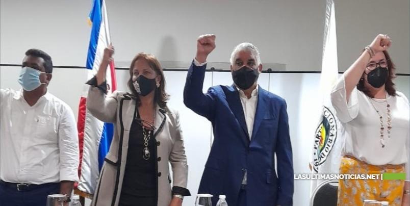 Miguel Vargas: Mujeres serán claves en relanzamiento del PRD