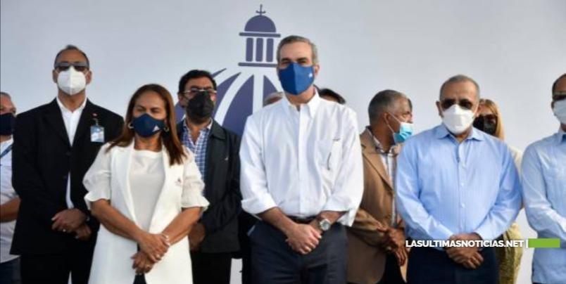 Abinader asigna RD$500 millones para retomar construcción de hospital regional de SFM