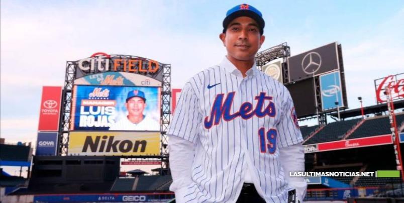 Luis Rojas seguiría como dirigente de los Mets de Nueva York