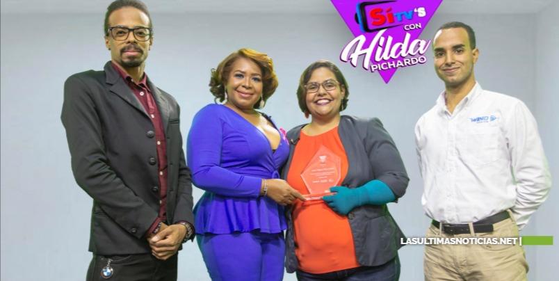 Sitv's Con Hilda Pichardo, reconoce a mujeres sobrevivientes de Cáncer de mama.