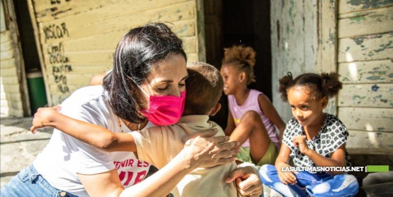 Raquel Arbaje inicia trabajos como presidenta del Gabinete de Niñez y Adolescencia para prevención de uniones tempranas