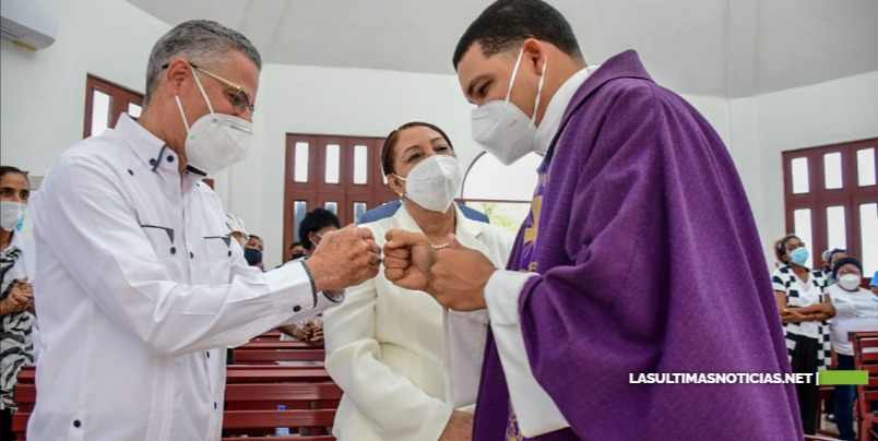 """Manuel Jiménez en el Día de los Fieles Difuntos: """"Ya pueden visitar sus seres queridos en un cementerio digno"""""""