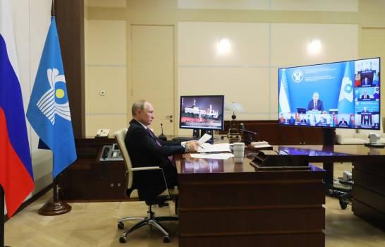 La sanción a Rusia prohíbe la asistencia del presidente Vladimir Putin a Juegos Olímpicos