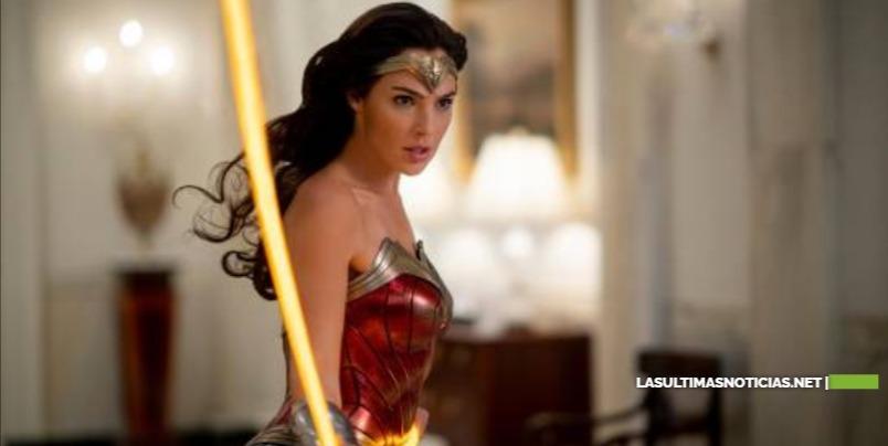 'Wonder Woman 1984' recauda 38,5 millones de dólares