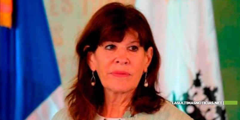 Embajadora Robin Bernstein se despedirá de RD el próximo 14 de enero