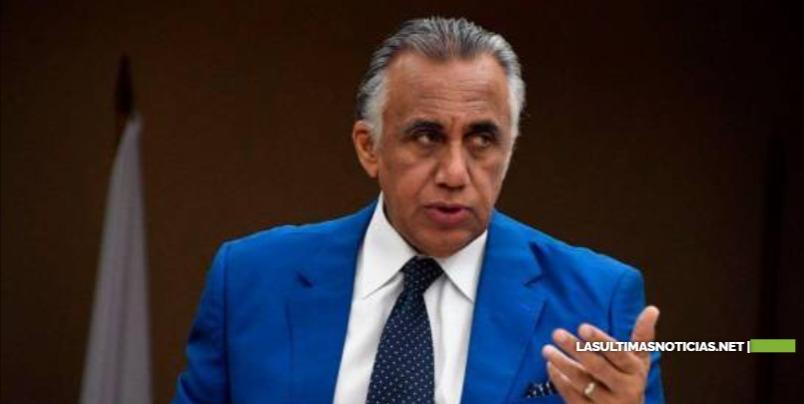 Oficial: Luisín Mejía renuncia a la presidencia del Comité Olímpico Dominicano