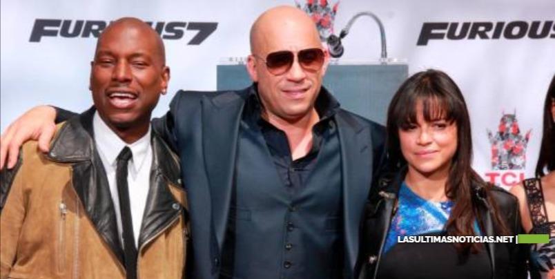 Con una foto junto a Michelle Rodríguez, Vin Diesel celebran los 20 años de la primera Rápido y Furioso