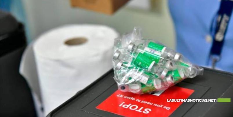 Para alcanzar la meta de vacunación anticovid se necesita aplicar más de 40 mil dosis diarias