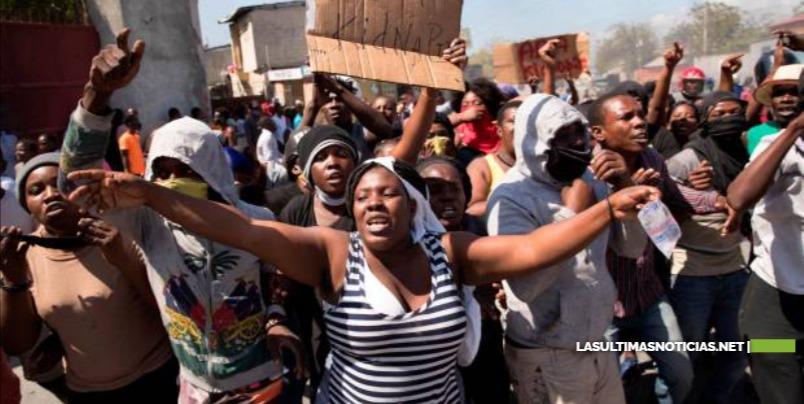 Haitianos hacen su vida como si el COVID-19 no existiera