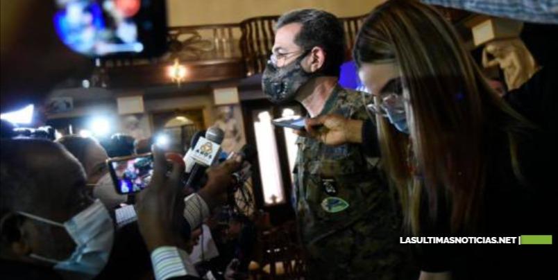 Ministro de Defensa dice RD estaría lista para apoyar a Haití en rescate de dominicanos