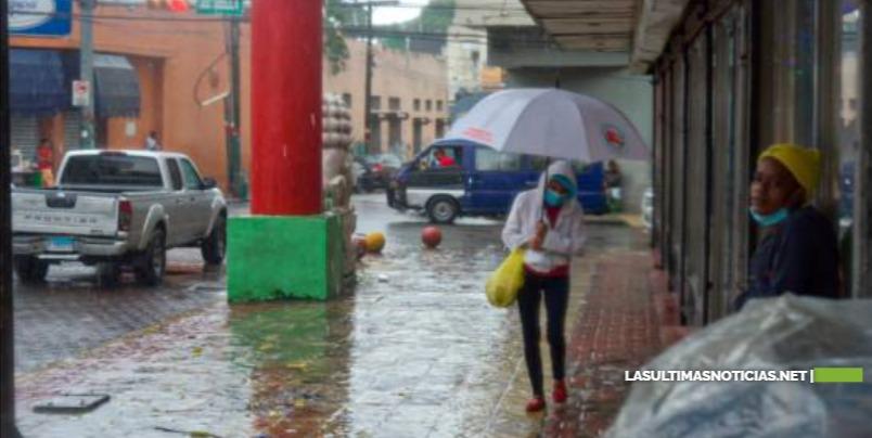 Pronostican lluvias para la tarde de este domingo en diversos puntos del país