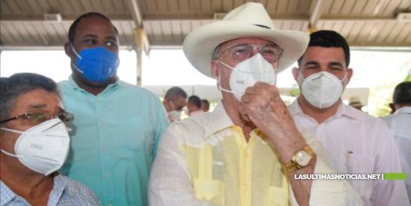 Expresidente Mejía está en desacuerdo con la idea de que se construya una verja en la frontera domínico-haitiana