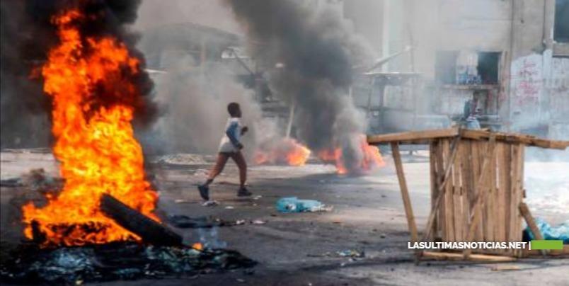 """Jovenel Moise: """"El asesinato de policías es una declaración de guerra"""""""