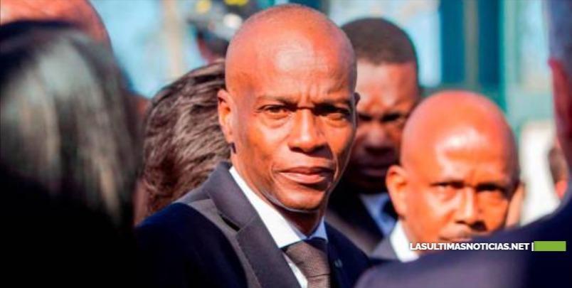 El presidente de Haití, Jovenel Moise anuncia medidas contra la violencia en Haití y pide apoyo a la OEA