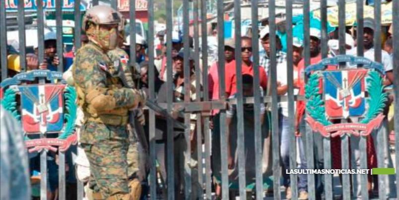 Gobierno dominicano buscará préstamo con banca internacional para construir la verja perimetral en la frontera