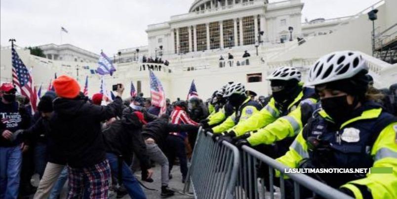 La policía alerta de un plan para irrumpir mañana en el Capitolio de EEUU