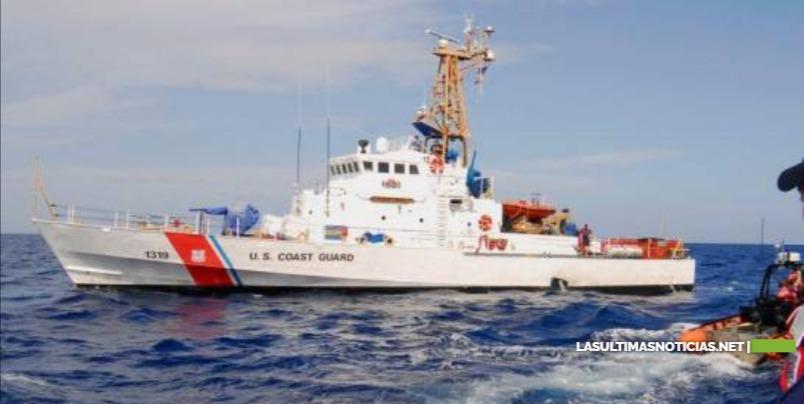 La Guardia Costera de EE.UU. intercepta una embarcación con 25 haitianos