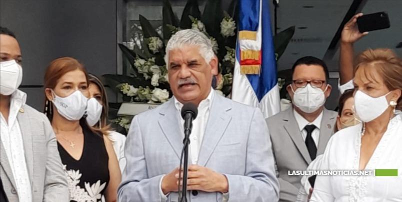 MV revela conflictos se evitaron gracias a Peña Gómez
