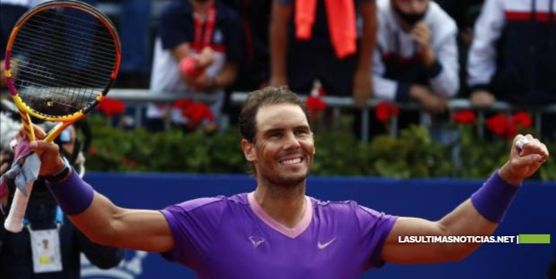 Rafael Nadal arrolla a Pablo Carreño y disputará la final de Barcelona contra Stefanos Tsitsipas