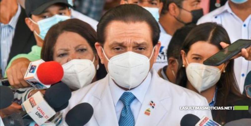República Dominicana se acerca a los 800 mil vacunados con ambas dosis contra el COVID -19