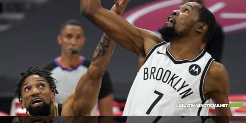 NBA: Los Nets de Broolyn y Los Jazz de Utah están en la postemporada