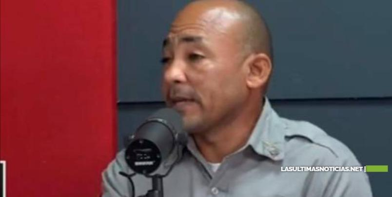 Suspenden sargento mayor que denunció corrupción en la Policía Nacional