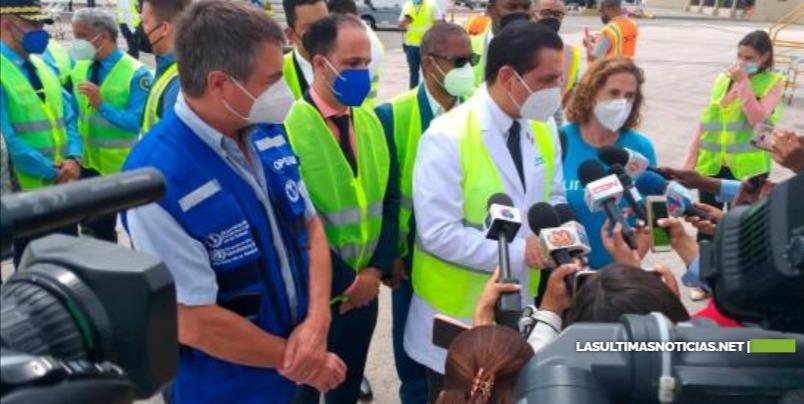 El ministerio de Salud Pública confirma varias personas recibieron dosis de diferentes farmacéuticas