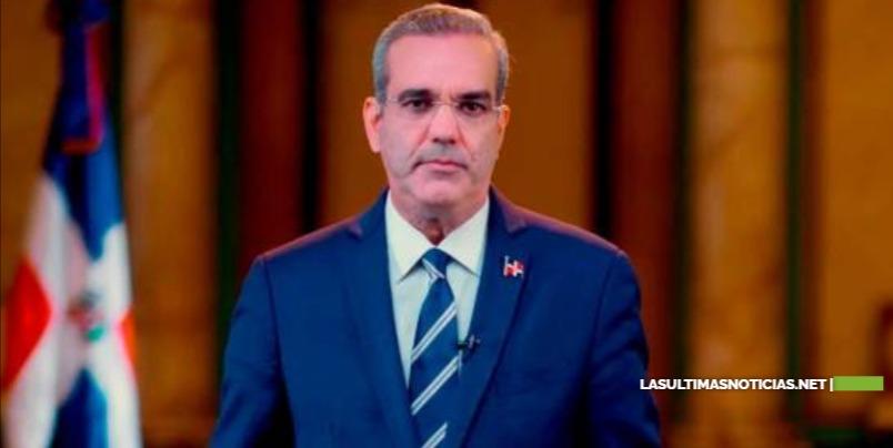 El presidente de la República, Luis Abinader juramentará este martes comisión para transformar la Policía Nacional