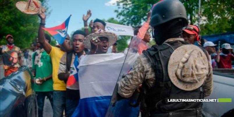 """Comunidad internacional, preocupada por la """"creciente polarización"""" en Haití"""