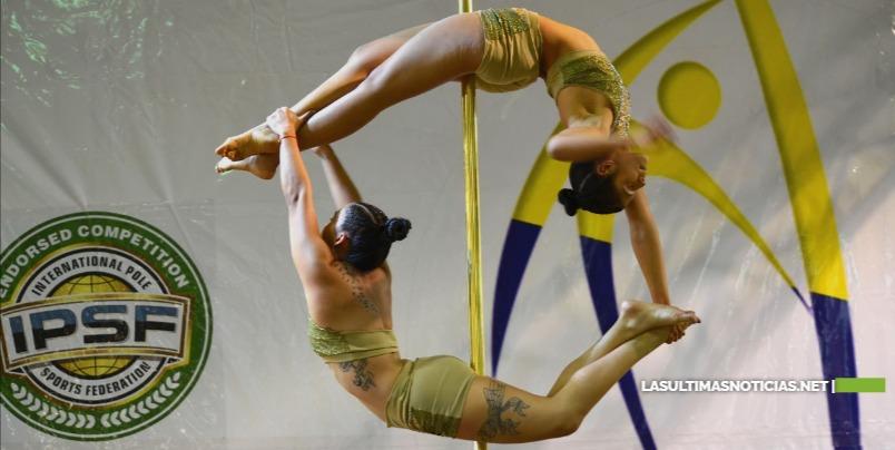 El Pole Sport busca ser reconocido como deporte Olímpico