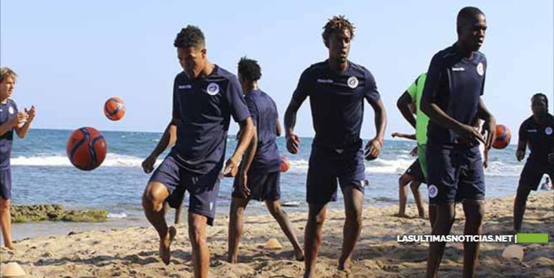 Gol en el Agregado: República Dominicana rumbo a tierras ticas