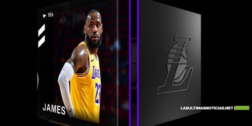 """Los """"NFT"""" en el mundo deportivo: subastarán tokens de LeBron James"""