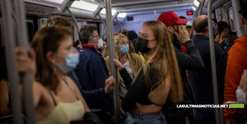 Los enfermos de COVID de España por debajo del 10 % en cuidados intensivos