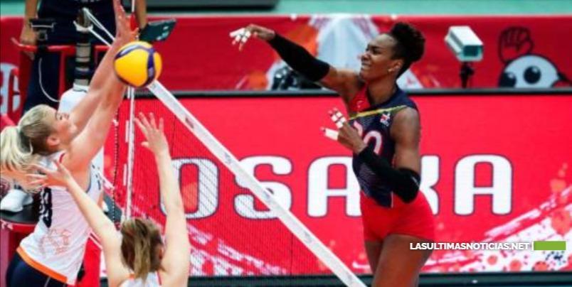 Las Reinas del Caribe de Republica Dominicana vencen a Corea del Sur en la Liga de Naciones