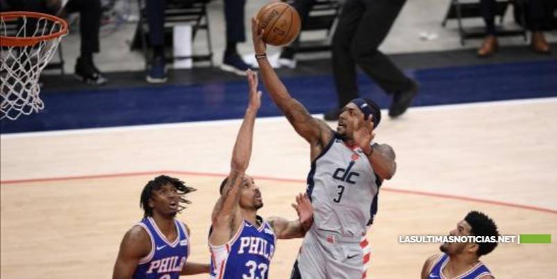 Embiid sale lesionado, Wizards superan a los 76ers
