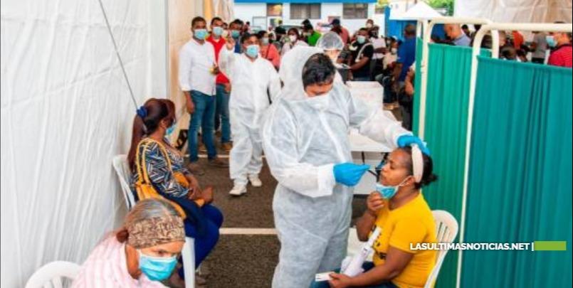 República Dominicana suma 972 nuevos contagios de coronavirus y dos defunciones