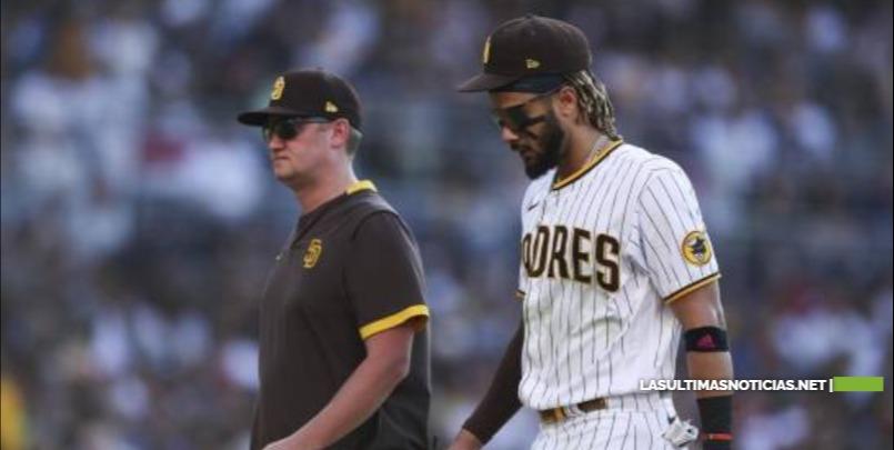 Los Padres de San Diego ganan pero pierden a Fernando Tatis III por lesión