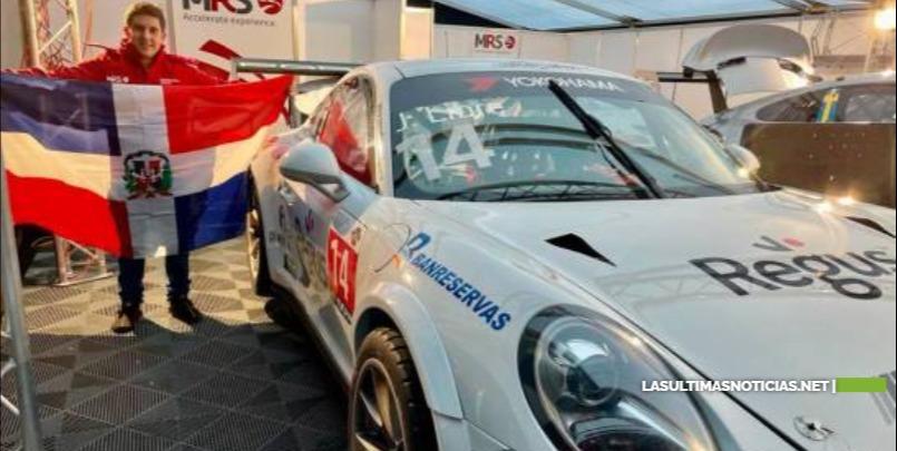 Jimmy Llibre correrá en la Porsche Carrera Cup North America