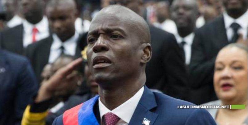 Inversionistas de EE.UU. financiaron con US$172,000 el asesinato del presidente haitiano, Jovenel Moïse