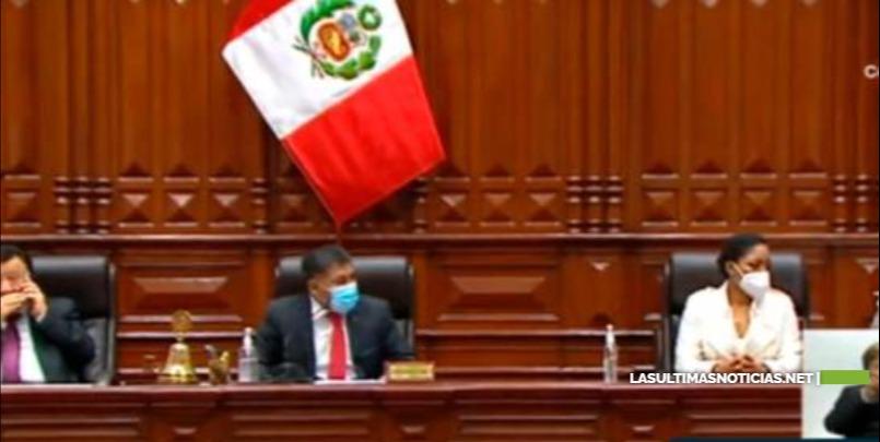 Los nuevos congresistas de Perú juran para el periodo 2021-2026