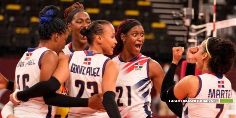 Las Reinas del Caribe de República Dominicana enfrentan este martes a Brasil
