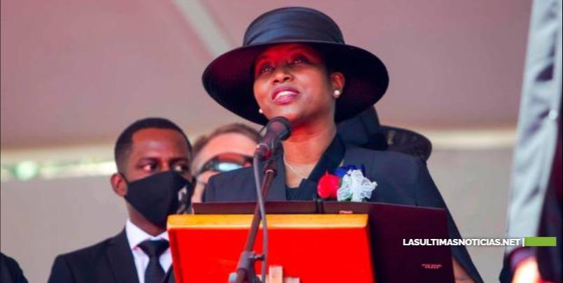 La viuda de Moïse dice que considera postularse a la Presidencia de Haití