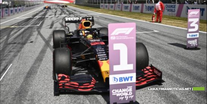 Max Verstappen se lleva pole del GP de Austria