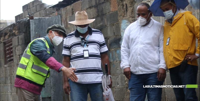 Limpiezas de cañadas en Santo Domingo Este evitan inundaciones de sectores vulnerables