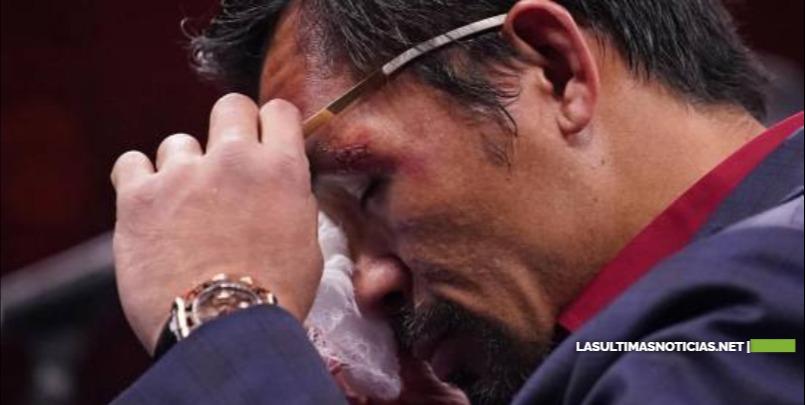 Manny Pacquiao pondera retiro tras derrota por decision, y va con todo a la política