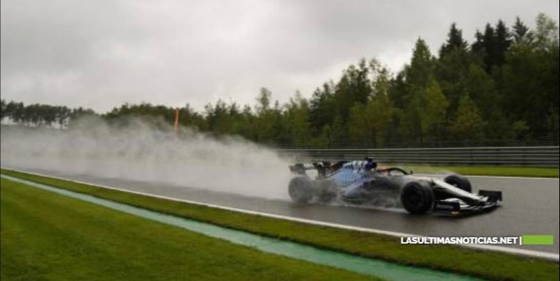 Max Verstappen gana la pole para el GP de Bélgica de Fórmula Uno
